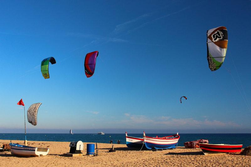 Las mejores actividades playas españolas