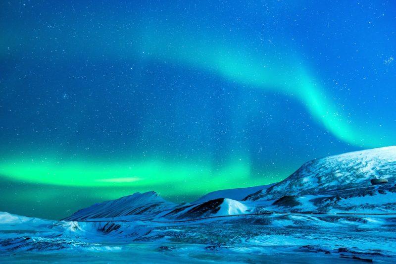 ¿Es posible ver una aurora boreal lejos de los polos?