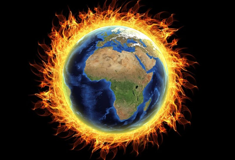 ¿Cuándo comenzó el calentamiento global?