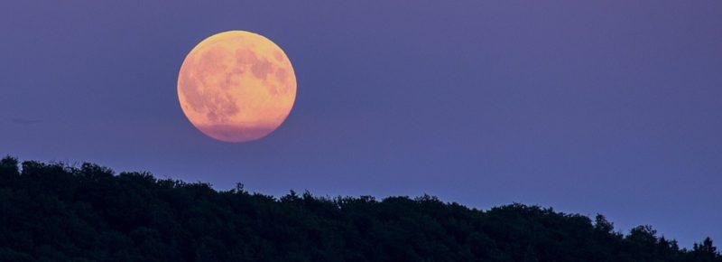 ¿Habría relación entre los terremotos y la Súper luna?