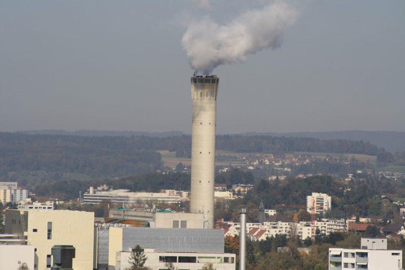España reduce las emisiones de gases de efecto invernadero