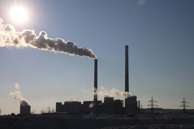 Record de acumulación de CO2 en la atmosfera